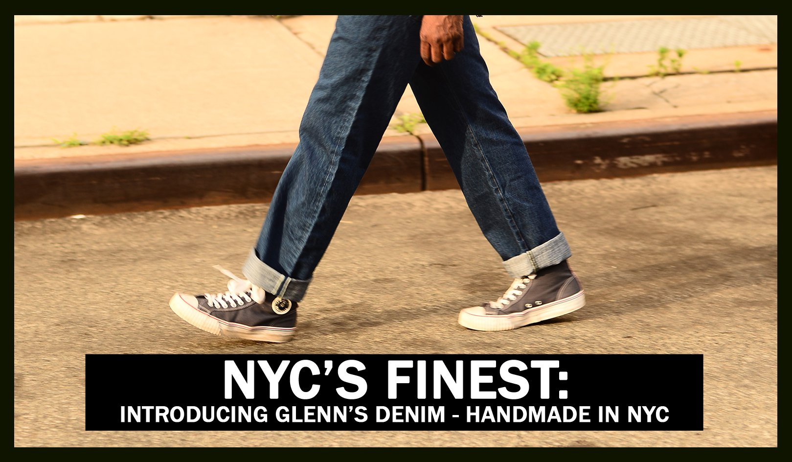 Glenn's Denim