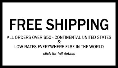 FREE SHIPPING OVER $150 in the continental US