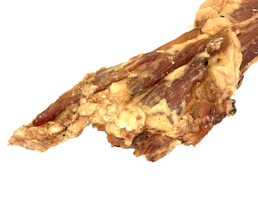 Oven dried beef paddywhack dog treat. Purchase online pet treats from snax.pet