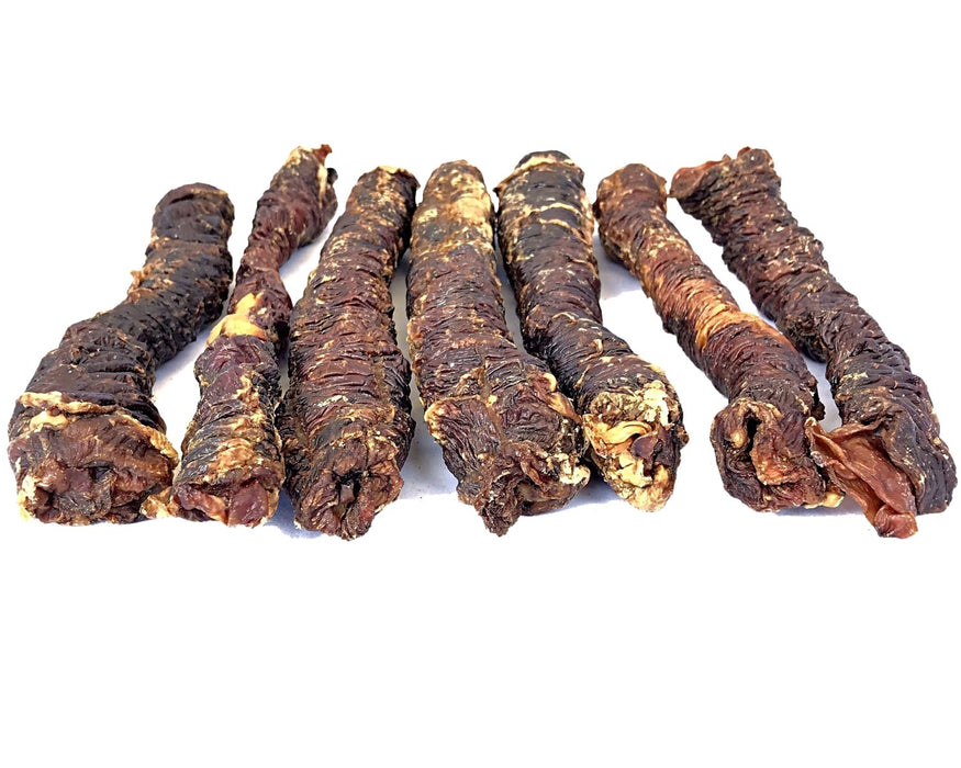 Beef Weasand Chew, Pet Treats, All Natural chew treat made from all Australian produce. This dog treat is available at snax.pet