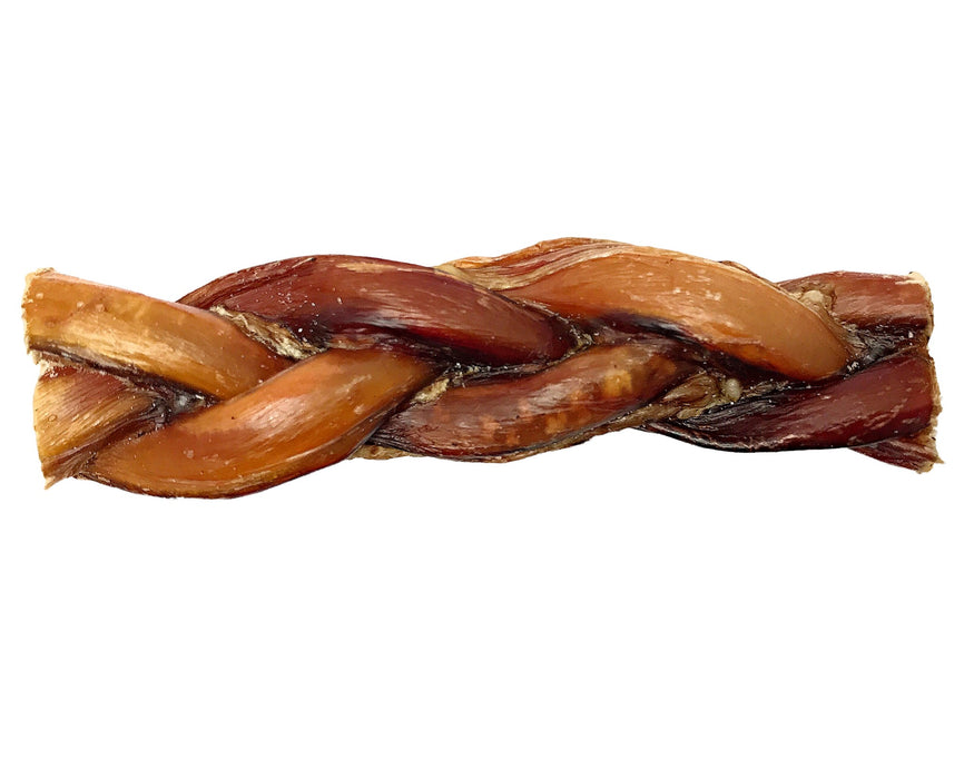 Braided Beef Whizzer Standard (Bully Sticks)