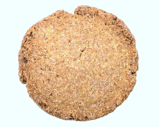 Very popular standard size Chocolate Carob dog biscuit treat. Packed with beef liver. snax.pet