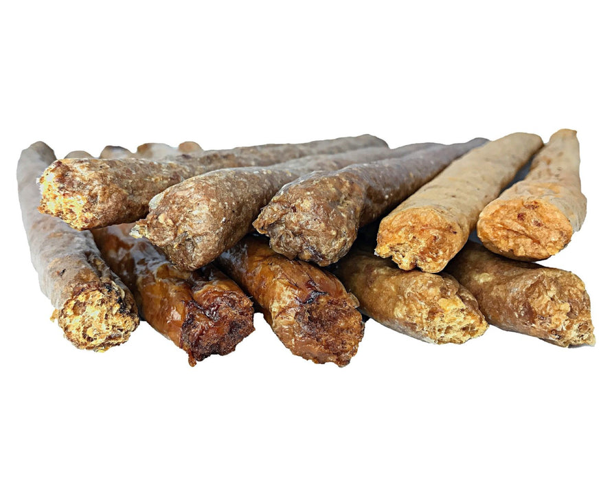 Sunday Roast Quik Stix manufactured in Queensland, Natural Australian. Pet treats are available from snax.pet