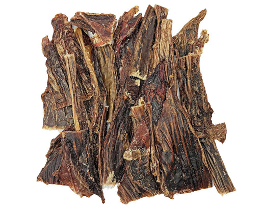 Roo Jerky Pet Treat is manufactured in Queensland, Natural Australian. Pet treats are available from snax.pet