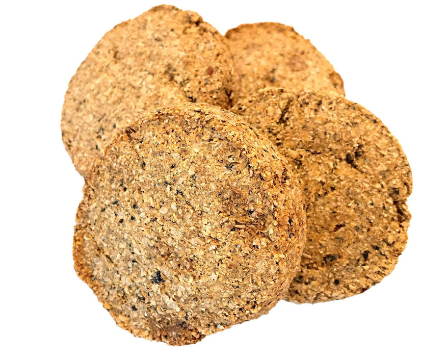 Very popular standard size liver dog biscuit treat. Packed with beef liver. snax.pet
