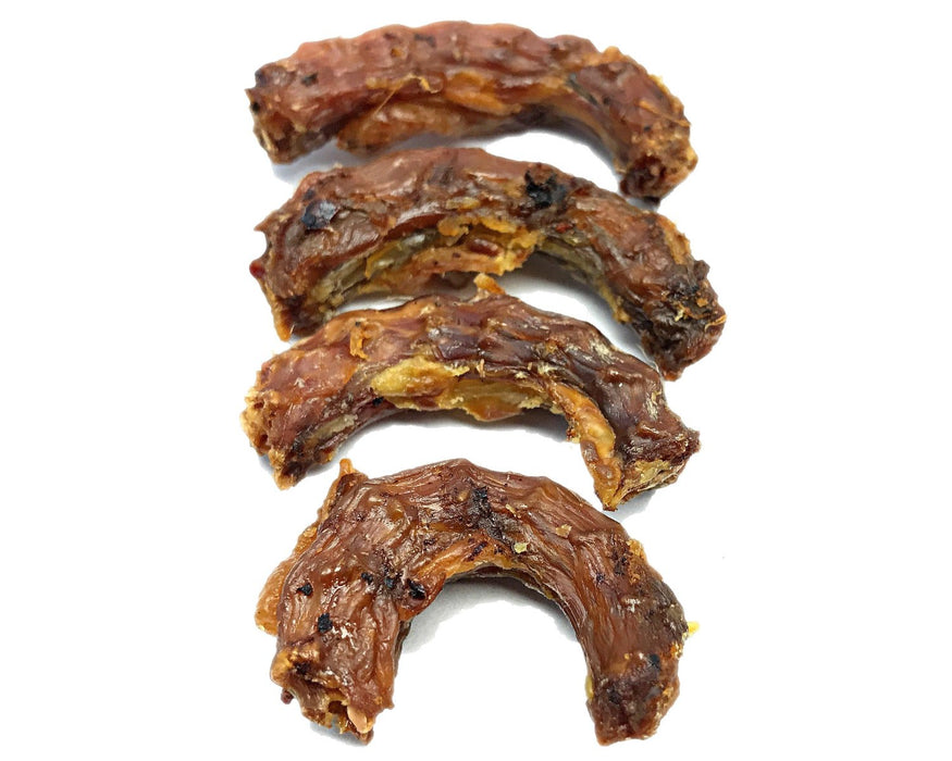 Quail Necks Natural Pet Treats | available from snax.pet