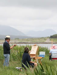 Plein Air Painting Workshop with John Dinan
