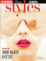 <strong>L'EXPRESS STYLES</strong> - FRANCE - 04/2013