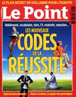 <strong>LE POINT</strong> - FRANCE - 05/2013