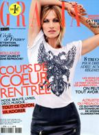 <strong>GRAZIA</strong> - FRANCE - 11/2012