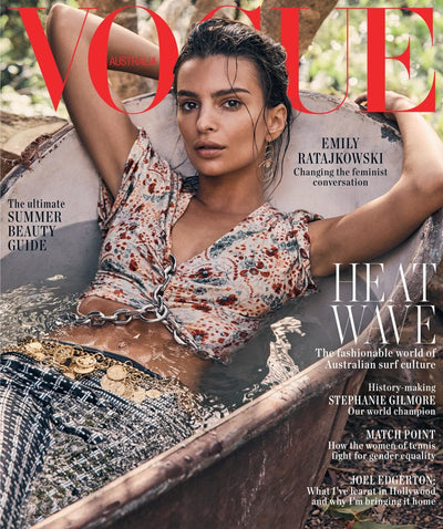 <strong>VOGUE</strong> - AUSTRALIA -01/2019