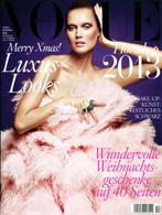 <strong>VOGUE</strong> - ALLEMAGNE - 12/2012