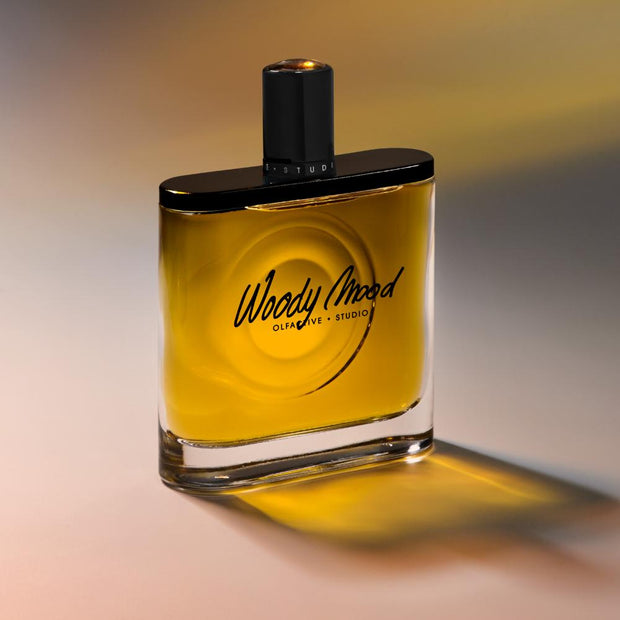 Woody Mood | Eau de Parfum 100ml | Ginger | Sequoia | Leather