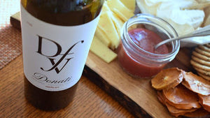An Autumnal Cheese Board, Wild Plum Sauce, & Donati's 2016 Merlot #MerlotMe #Sponsored