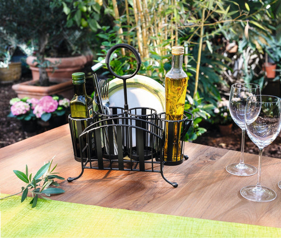 Cutlery draining basket, allrounder cutlery basket, kitchen craft hook over, kitchen decoration, table cutlery holder,