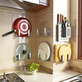 Kitchen Organizer with Utensil Holder
