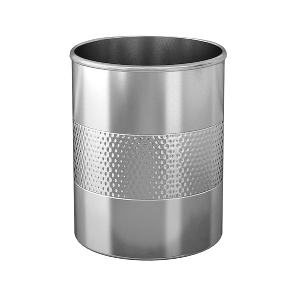 nu steel Tg-Uh-2H Utensils Holder 6'' H x 5'' W x 5'' D Mirror