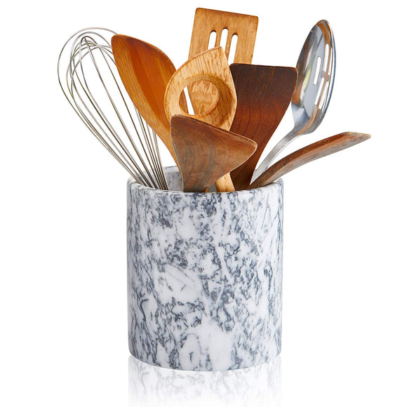 Artland 10524 Utensil Holder, Marble