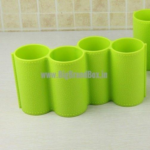 4 Section Utensil Holder