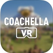 Coachella VR iPhone App