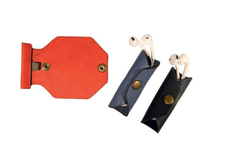 Blowfish Leather Headphone Wrap