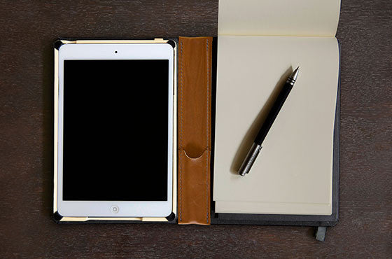 "Paper Notebook for iPad Air & iPad Pro 9.7"" Folio"
