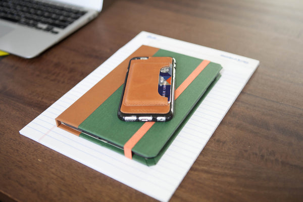 Leather CARDcase for iPhone