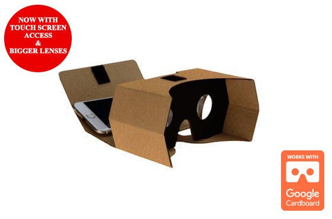 P2: Virtual Reality Cardboard Pop-Up Viewer
