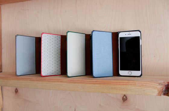 iPhone SE / 5 BOOKcase