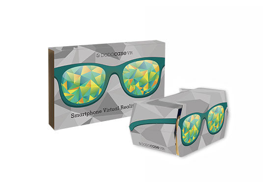 P2: Sunglass Virtual Reality Cardboard Pop-Up Viewer