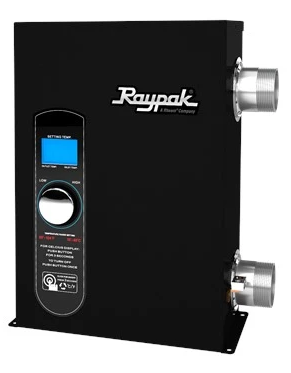 Raypak Digital E3T 27 KW Heater - 017124-Aqua Supercenter Pool Supplies