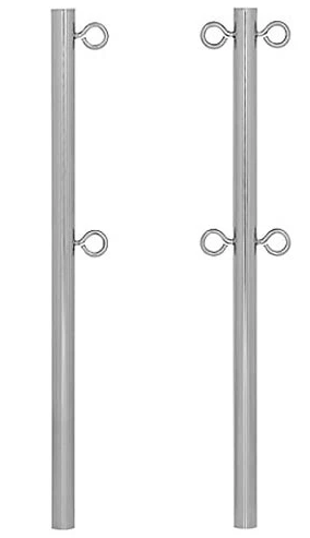 "S.R. Smith 4'6"" Recall Stanchion .109"" Wall - 10164-Aqua Supercenter Pool Supplies"