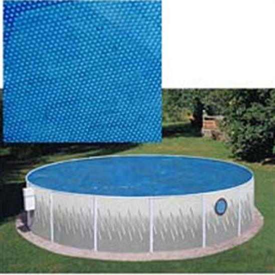 21' Round Extra Heavy Space Age Solar Blanket-Aqua Supercenter Outlet - Discount Swimming Pool Supplies