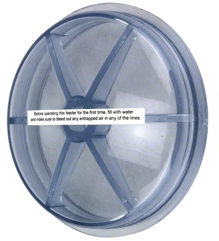 Custom Molded Products CMP PowerClean Clear Pastic Cover - 25280-109-002