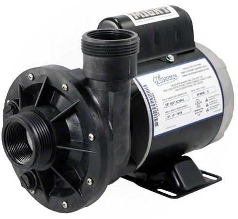 Waterway Iron Might Circulation Pump 230V - 3410020-1E-Aqua Supercenter Pool Supplies