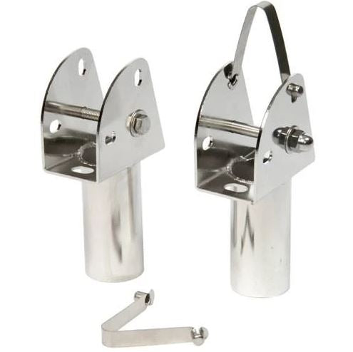SR Smith Snap Lock Hinge Bracket Assembly Pair - 60-713