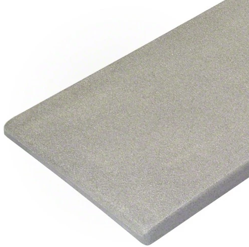 SR Smith 8' Fibre-Dive Diving Board Gray Granite Clear Tread - 66-209-268S24