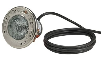 Pentair AquaLight 250 Watts Spa Light 50 Foot Cord - 77168100