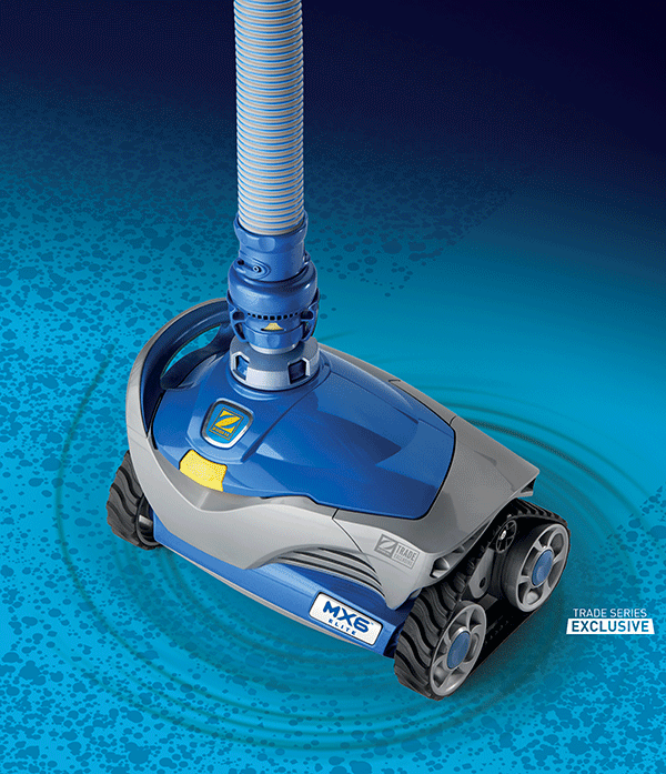 MX6 Zodiac Above Ground Automatic Pool Cleaner