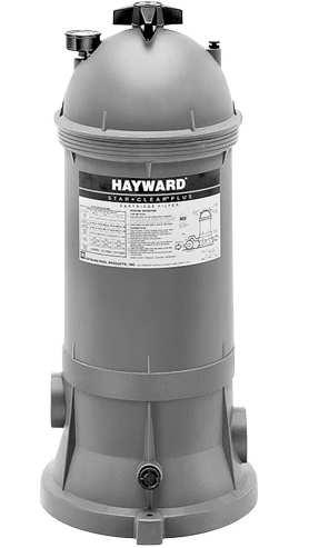 "Hayward Cartridge 120 SQ. FT. Pool Filter 2"" - W3C12002-Aqua Supercenter Pool Supplies"