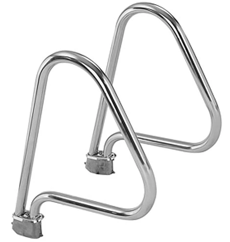 S.R. Smith Commercial Ring Handrails - CRH-100-Aqua Supercenter Pool Supplies
