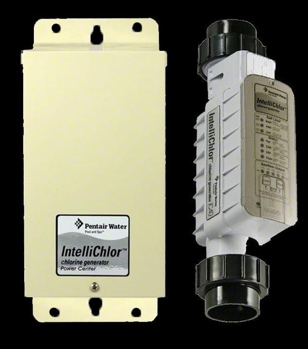 Pentair IntelliChlor Salt Cell and Power Center IC40 Complete