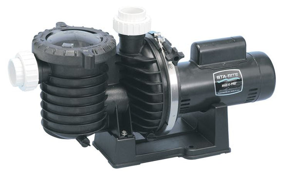 Sta-Rite Max-E-Pro Pool Pump - 1 HP-Aqua Supercenter Pool Supplies