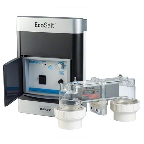 Eco-Matic Salt Water Sanitizer EcoSalt - MES13USA110-Aqua Supercenter Pool Supplies