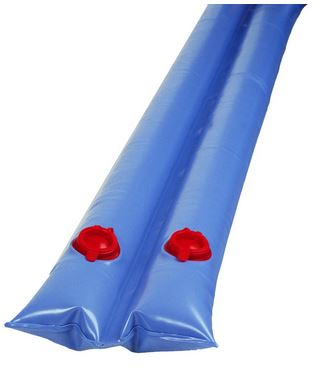 8 ft. Double Water Tube for In-ground Pool Winter Cover - 15 Pack