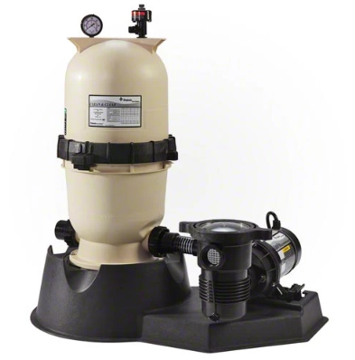 Pentair 1.5 HP Pump with Clean and Clear 150 Filter System - PNCC0150OF1160-Aqua Supercenter Pool Supplies