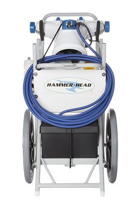 Hammer Head Service-21 Pool Cleaner Without Vehicle Mount Assembly - SERVICE-21-NM