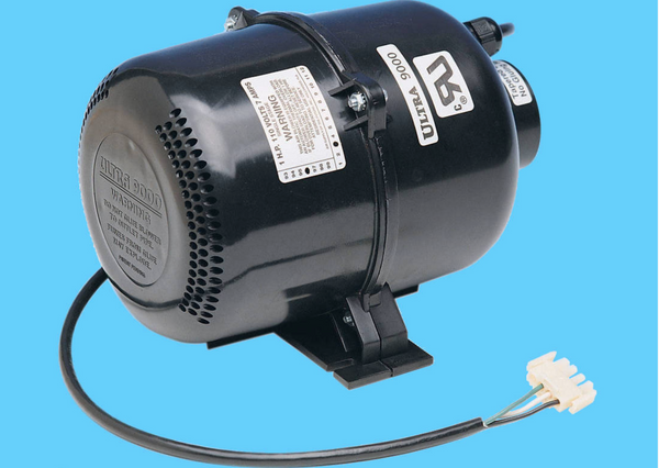 Ultra 9000 Portable Spa Blower 1.5 HP - 220V / 240V