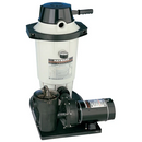 Hayward 1 HP Matrix Pump and EC40 Perflex Filter System with Base and Hose - W3EC40C92S