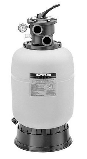 "Hayward 16"" Pro Series Sand Filter System with 1 HP LX Pump - W3S166T1580S"